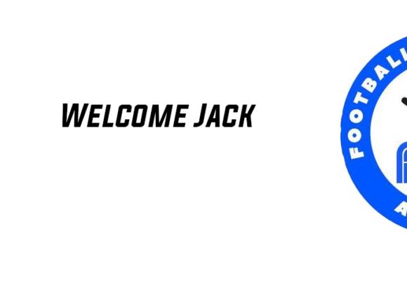 Welcome Jack